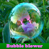 Bubble blower