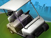 Golf Cart City Driving Si…
