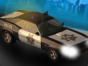 Police Car City Driving S…